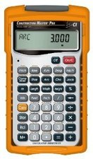 Calculator: Construction Master Pro (#4065) (Calculated Industries)