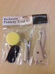 Economy Tool Kit - Set of 8 (Basic Pottery Tool Kit) item # 30353-1089