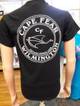 CFCC Nautical Logo Tee Shirt w/ Sea Devil Front Chest Logo