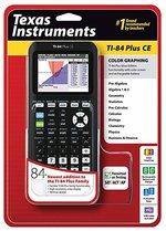 TI-84 Plus CE (Color Graphing Calculator)