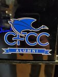 Graduation CFCC Alumni Sticker