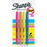 Highlighter 4 Pack Pen Grip Style