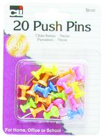 Push Pins (20 count)