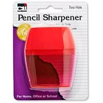 #2 Pencil & Crayon Sharpener w/ Shaving Catch