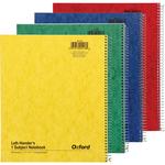 Left Hander Notebook 80 Sheets College Ruled